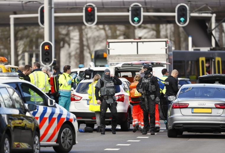 Netherlands: Several injured in Dutch tram shooting, says Police