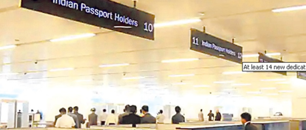 Indore: Home ministry team to visit airport for immigration facility