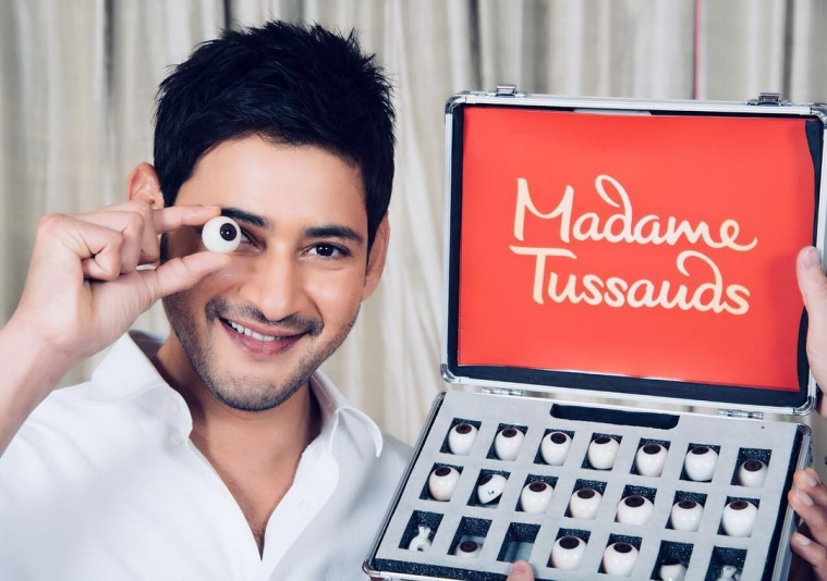 Mahesh Babu becomes second Telugu actor after Prabhas to be immortalised in a wax statue