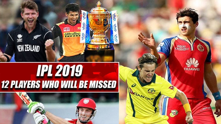 IPL 2019: 12 Players Who Will Be Missed