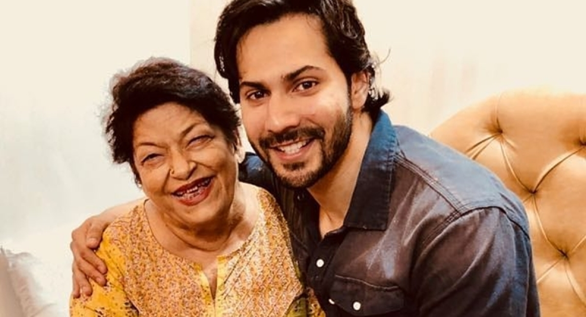 Saroj Khan wishes to shut down all rumours with her work in 'Kalank'