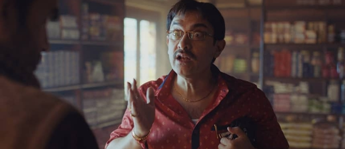 Aamir Khan going bald and old for his next film? Watch video
