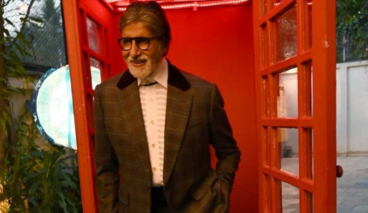 Made a huge mistake: Amitabh Bachchan on his swimwear photograph