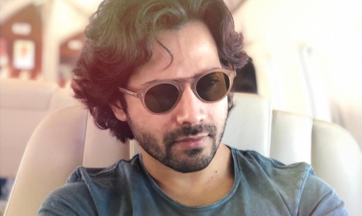 Varun Dhawan confirms starring in remake of Govinda's 'Coolie No 1'