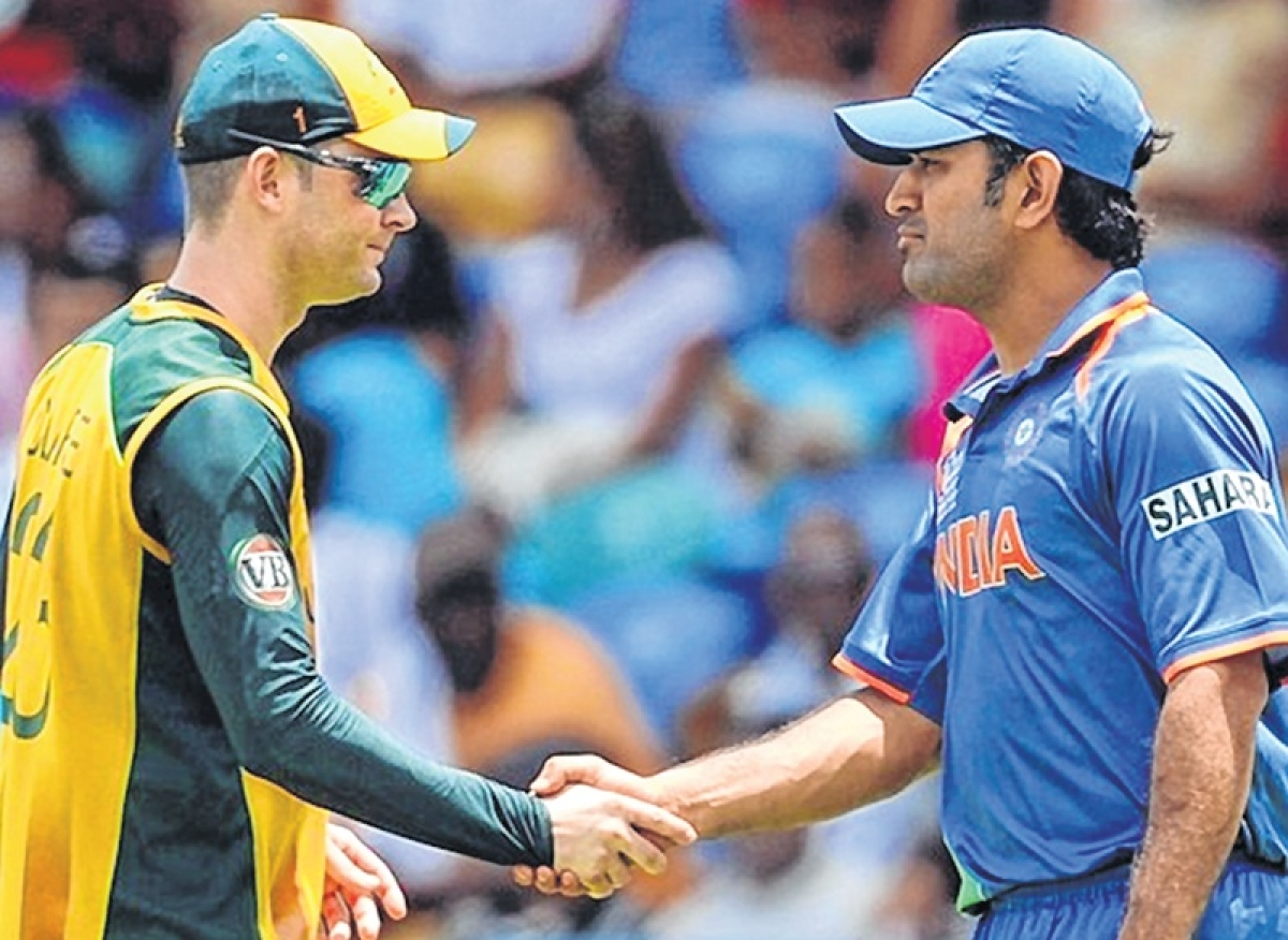 Never rule out  importance of Mahendra Singh Dhoni: Michael Clarke