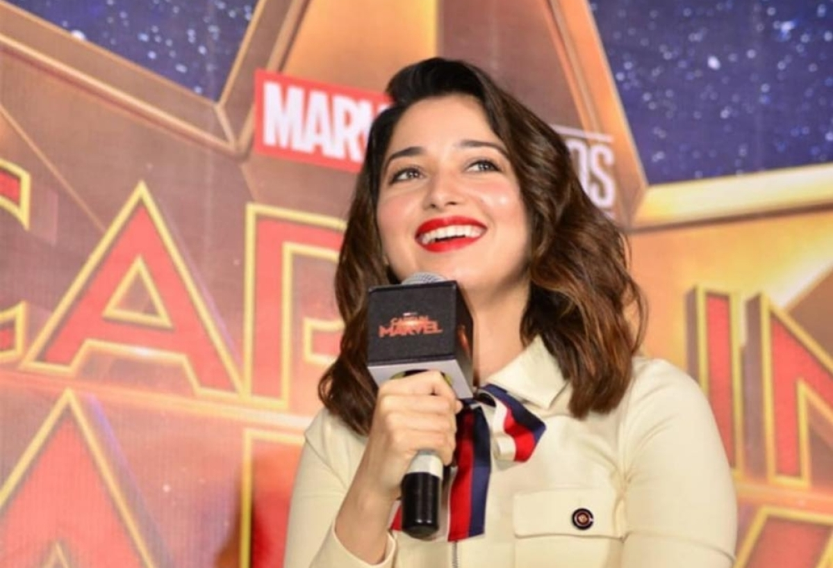 Sajid Khan never mistreated me: Tamannaah Bhatia on the filmmaker being named in MeToo movement