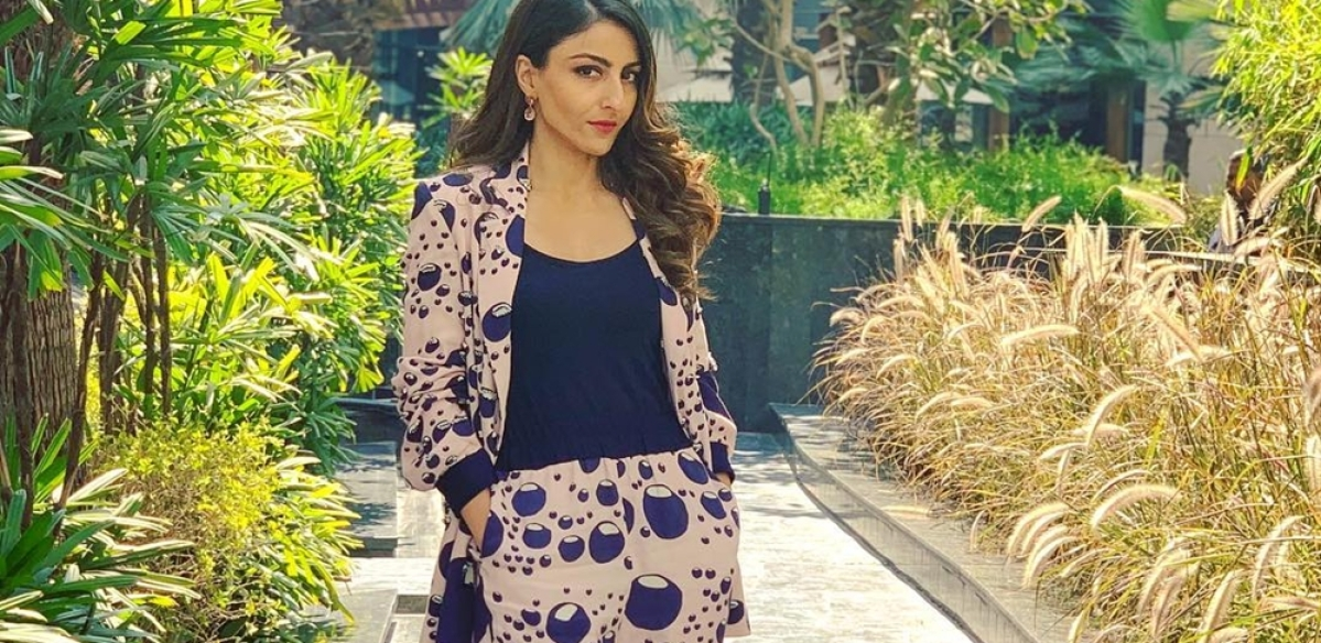 Soha Ali Khan finds it tough to be blunt in the social media world