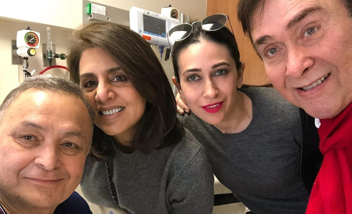 Neetu Kapoor reveals what connectsRishi and Randhir Kapoor other than being 'bestest brothers ever'