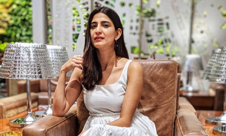 Actress Aahana Kumra held at ransom by cab driver on her trip from Shimla to Amritsar