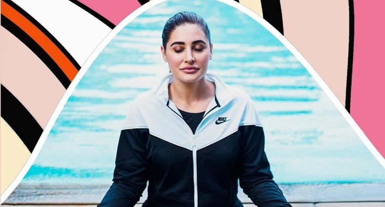 Nargis Fakhri's post break up mantra: Spirituality and Yoga