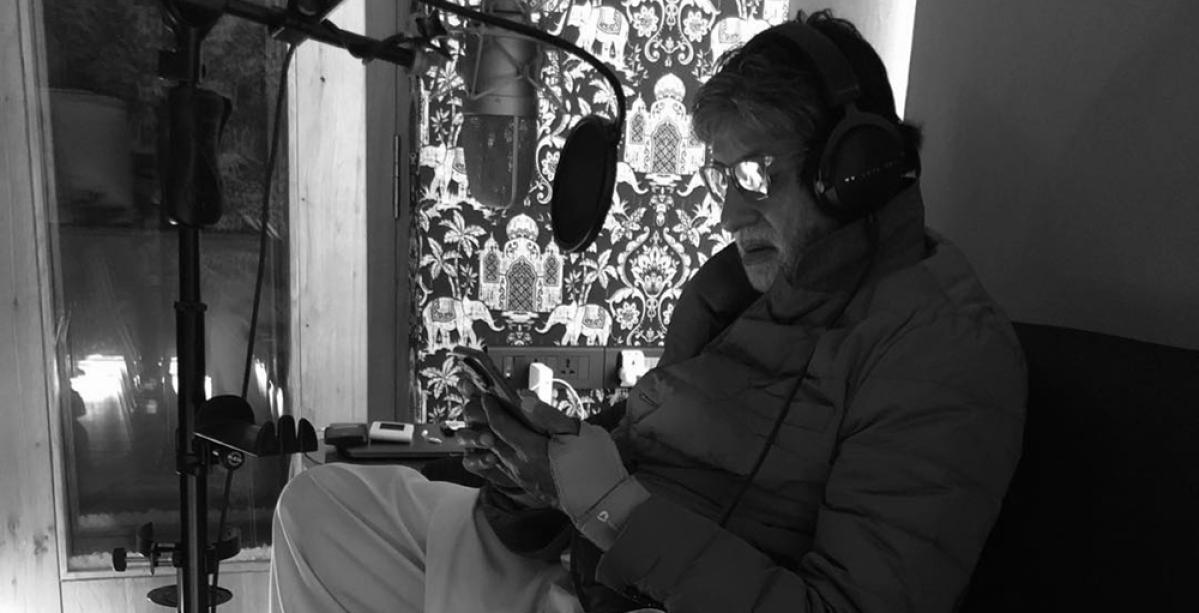 Amitabh Bachchan starts prepping for 'Kaun Banega Crorepati'