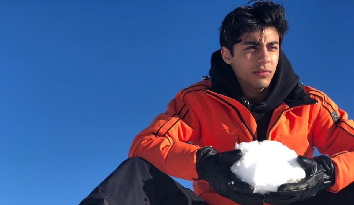 SRK's son channels inner 'Narcos' on holiday in France