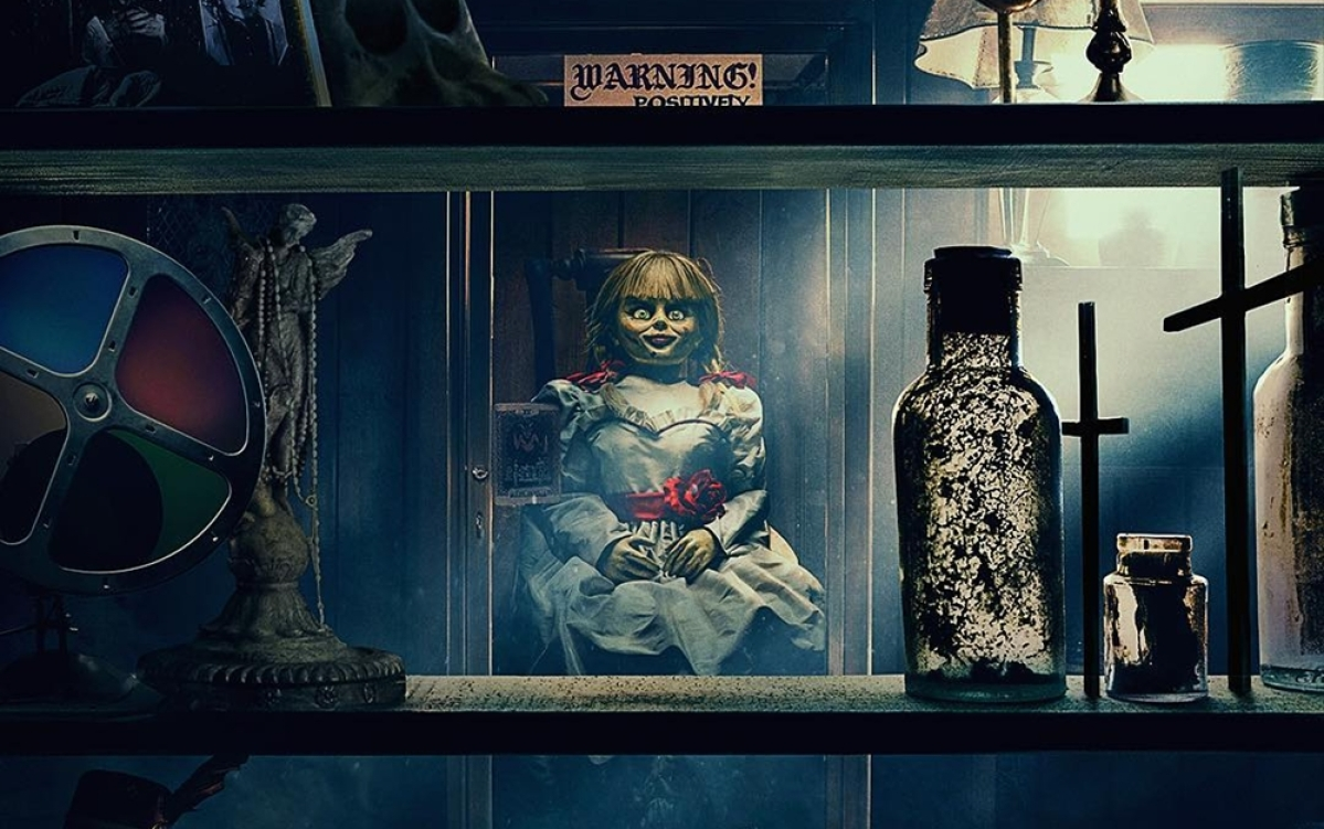 'Annabelle Comes Home' will bring 'The Conjuring' franchise to a full circle