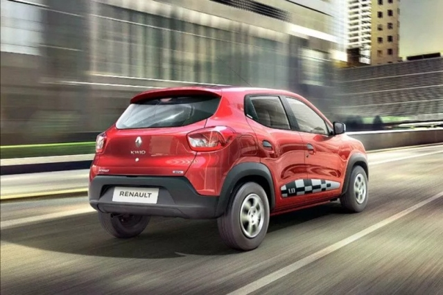 Renault Kwid Prices To Increase By Up To 3 Per Cent In April 2019