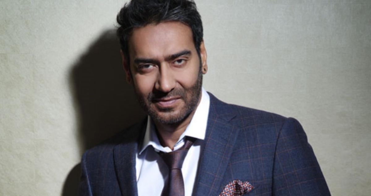 Ajay Devgn's next, 'De De Pyaar De' trailer to release on his birthday
