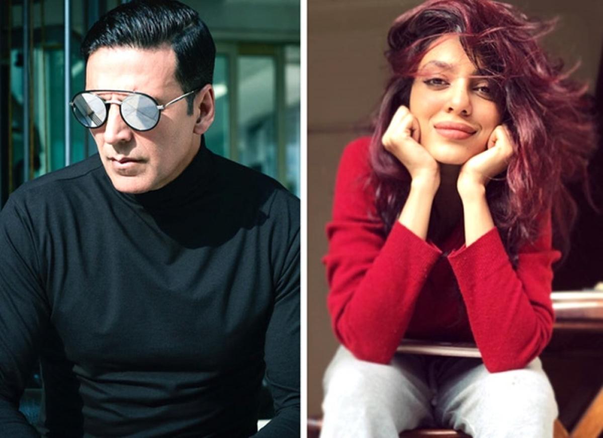 Akshay Kumar and Sobhita Dhulipala to star in a horror comedytitled 'Laxmi'