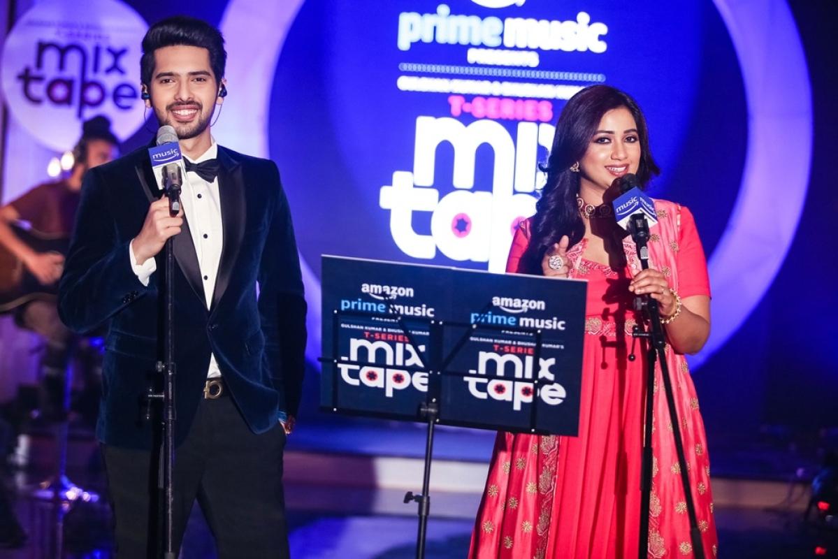 First Time! Shreya Ghoshal to collaborate with youth sensation Armaan Malik