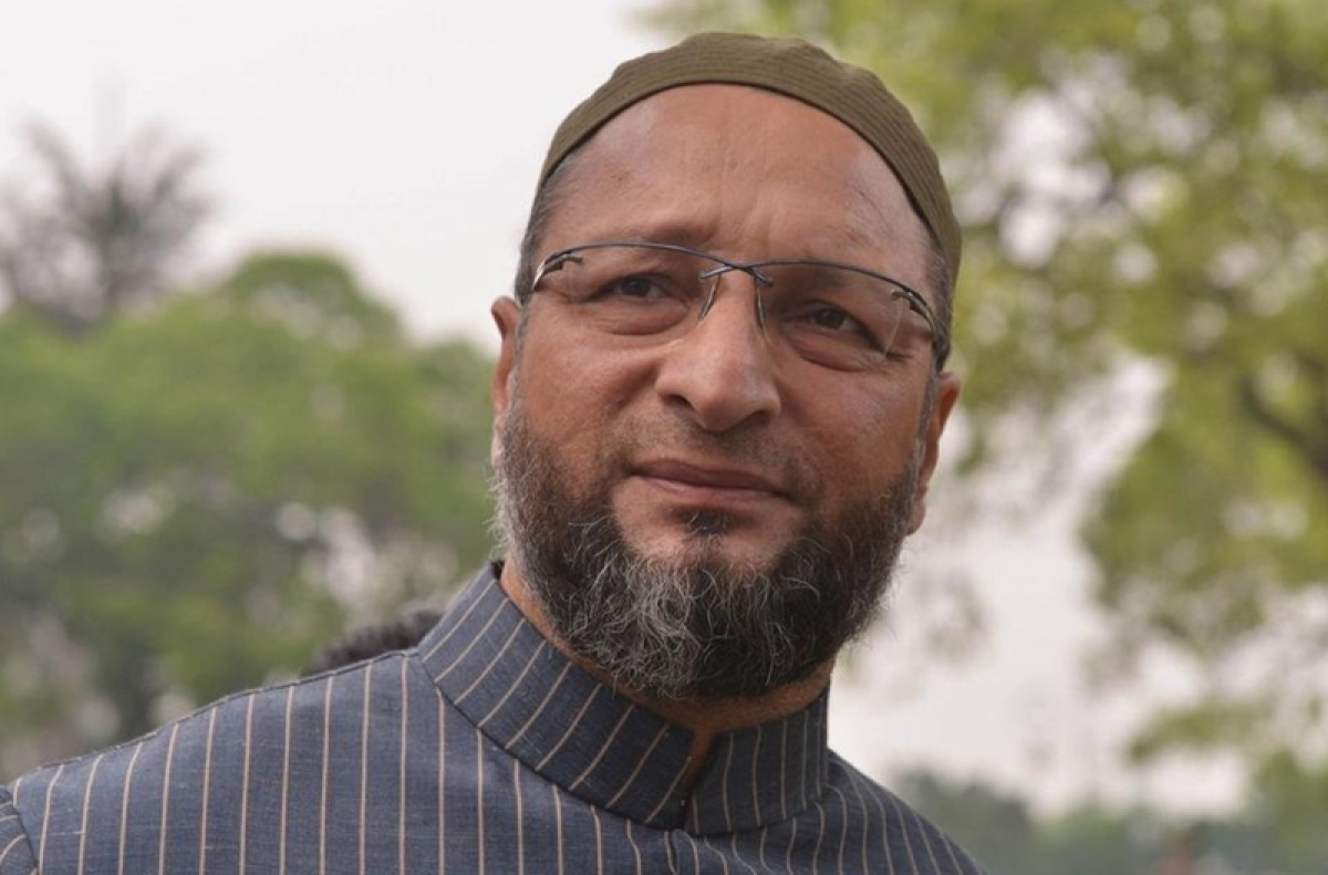 MIM President Asaduddin Owaisi files nomination for 4th term from Hyderabad