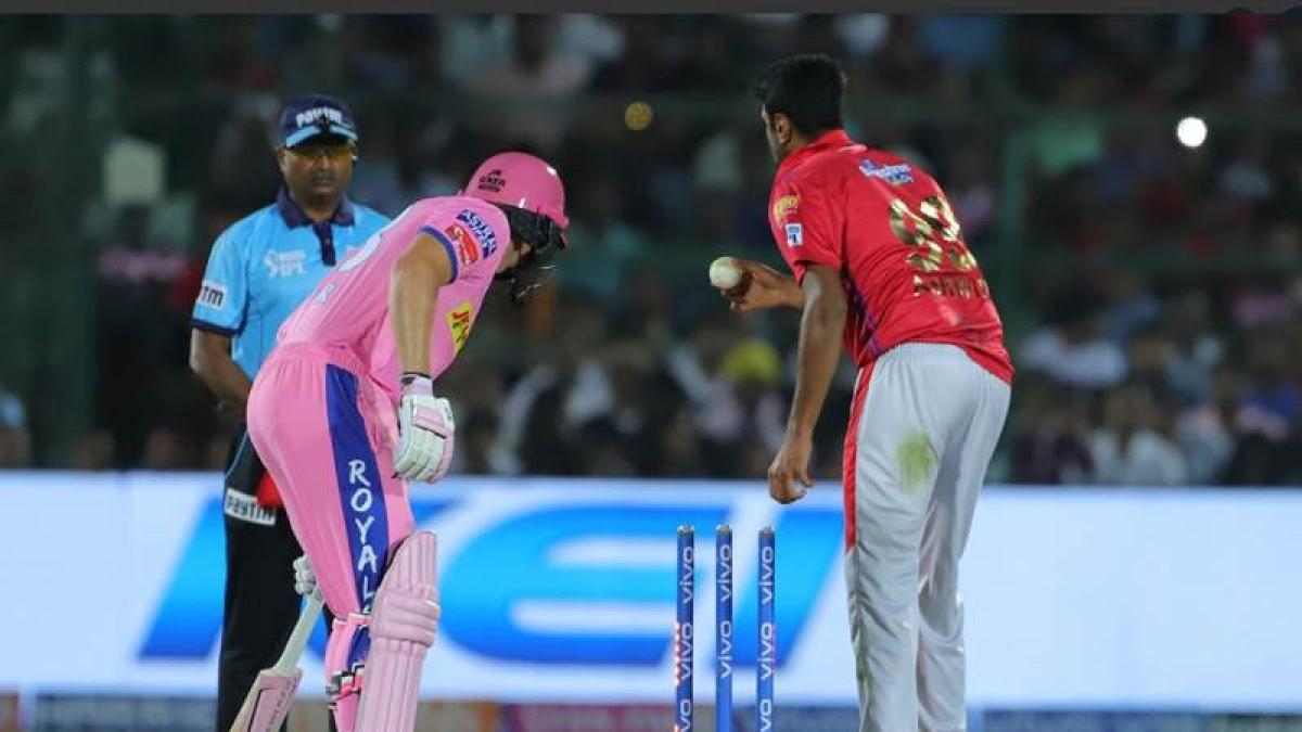 Rajasthan Royals takes a jibe at Ravichandran Ashwin over 'Mankading'