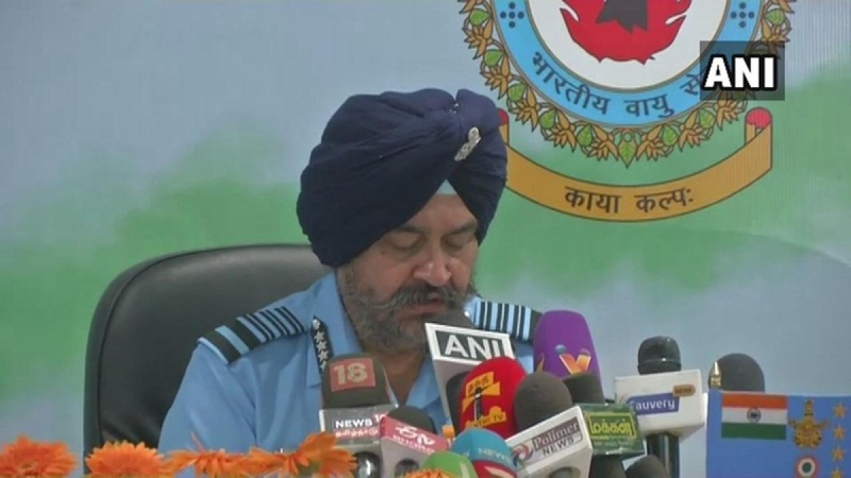 Wing Commander Abhinandan flying fighter plane again depends on his fitness: IAF chief BS Dhanoa