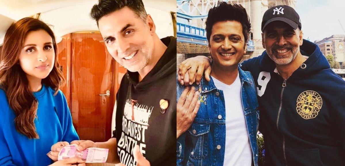 Riteish Deshmukhreveals why Akshay Kumar is the highest tax-payer in the country