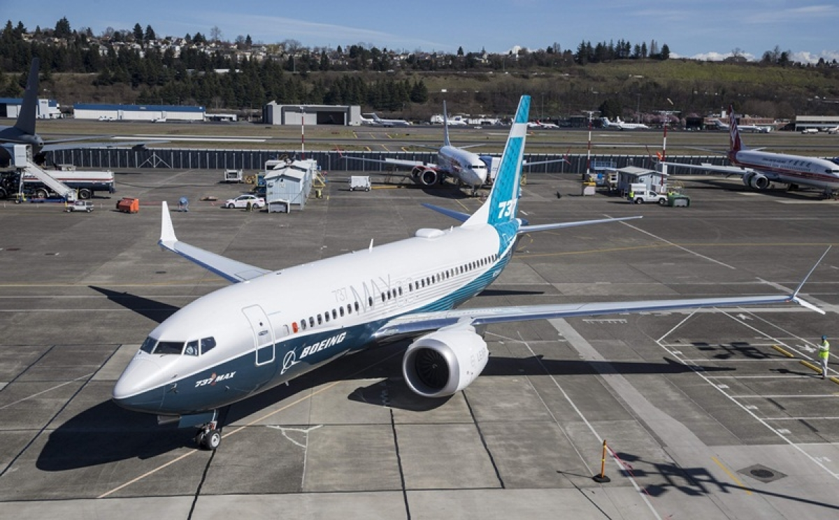 More nations suspend Boeing 737 MAX