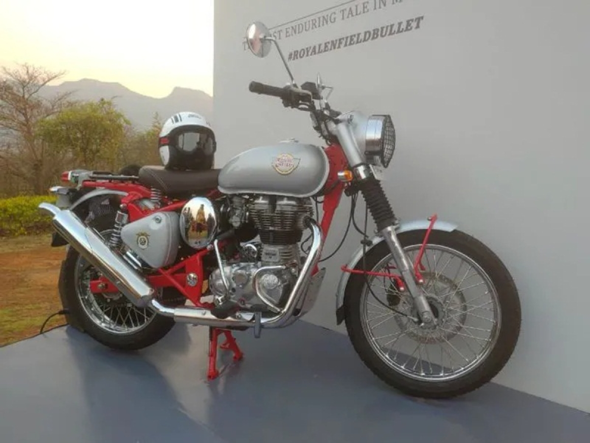 Royal Enfield Bullet Trials 350 and 500: In Photos