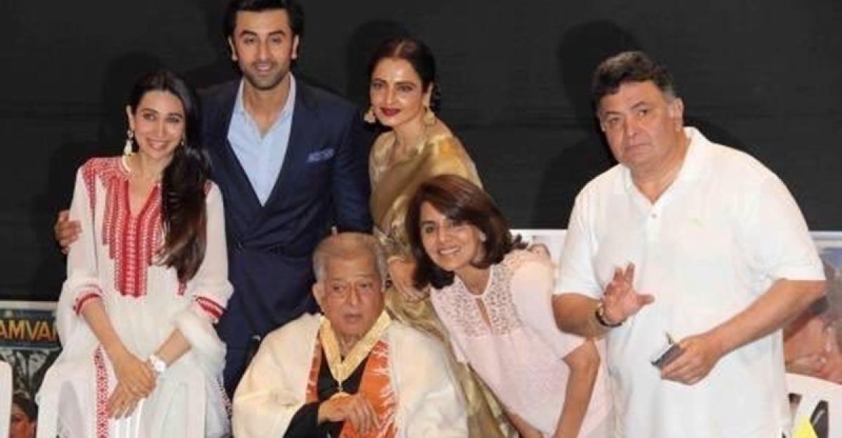 Rishi Kapoor gets nostalgic on Shashi Kapoor's 81st birth anniversary