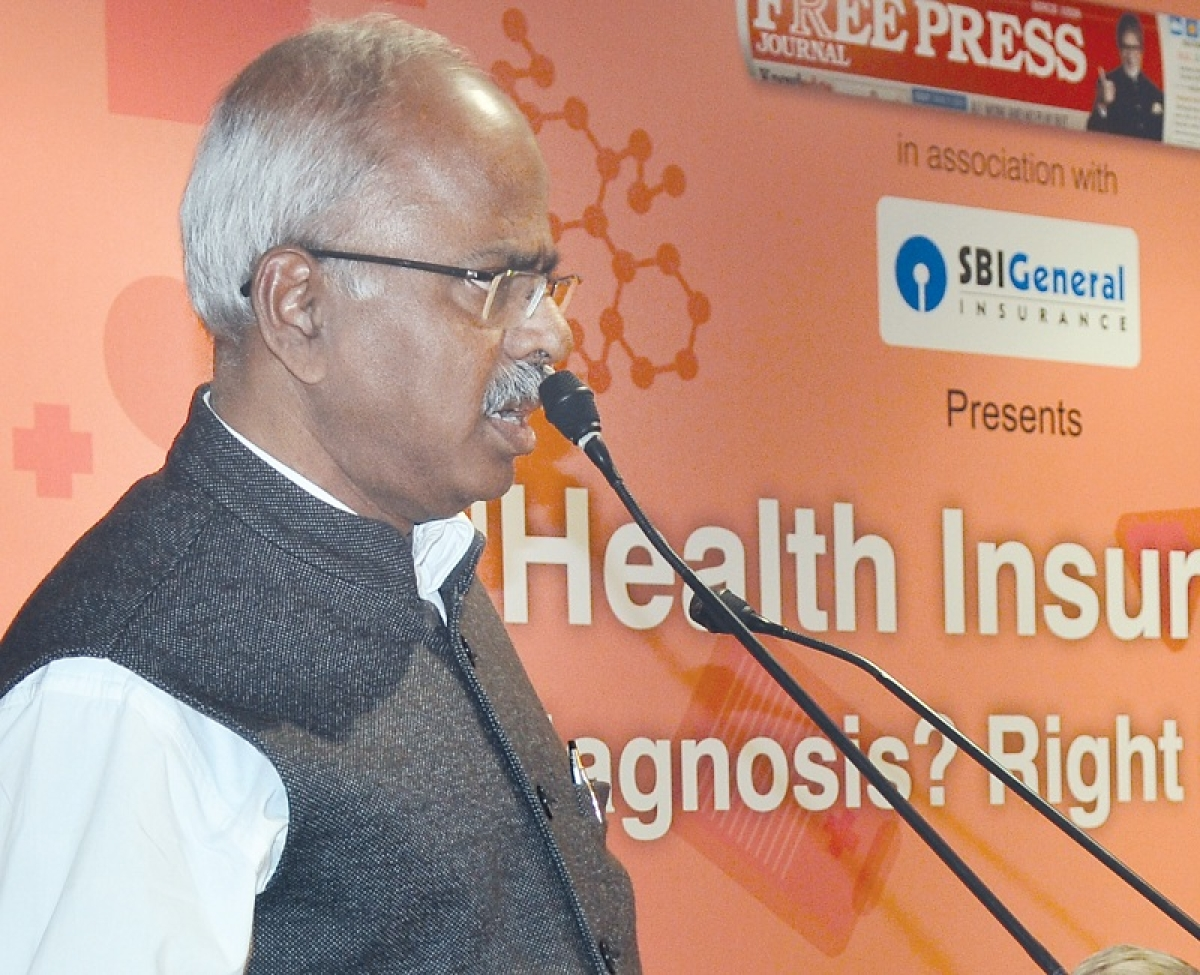 Game of volume works in healthcare: Thyrocare CMD Dr A Velumani at FPJ health conference