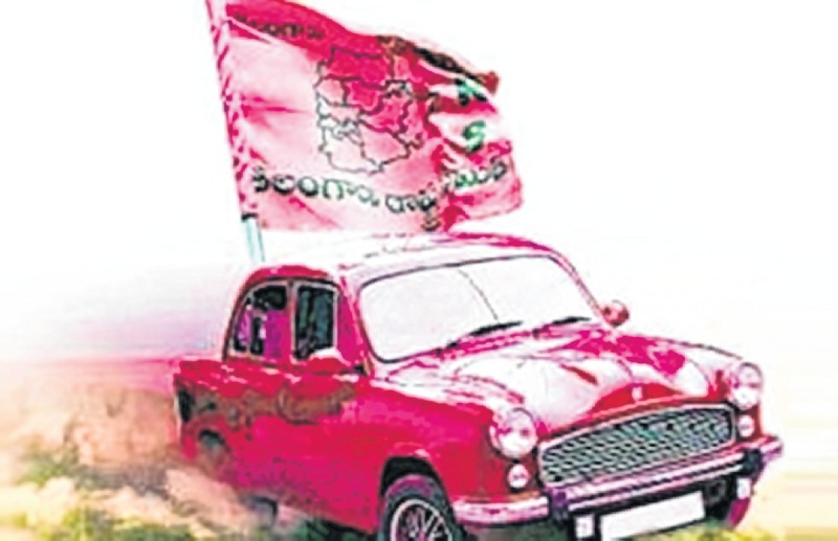 TRS well ahead of rivals in Telangana