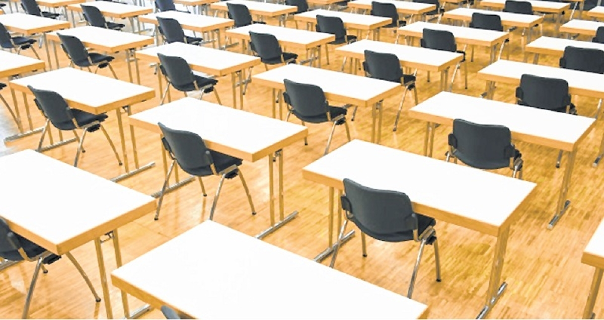 CBSE class X board: Paper was easy, predictable & not too lengthy