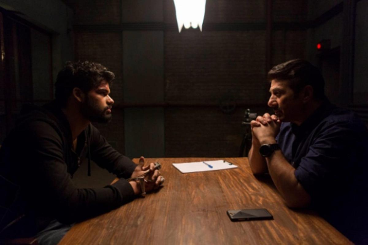 Sunny Deol and Dimple Kapadia's nephew Karan Kapadia's debut film Blank looks intense