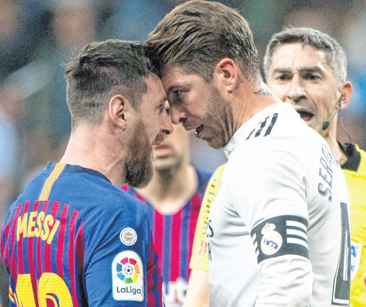 Champions League: Another clasico high