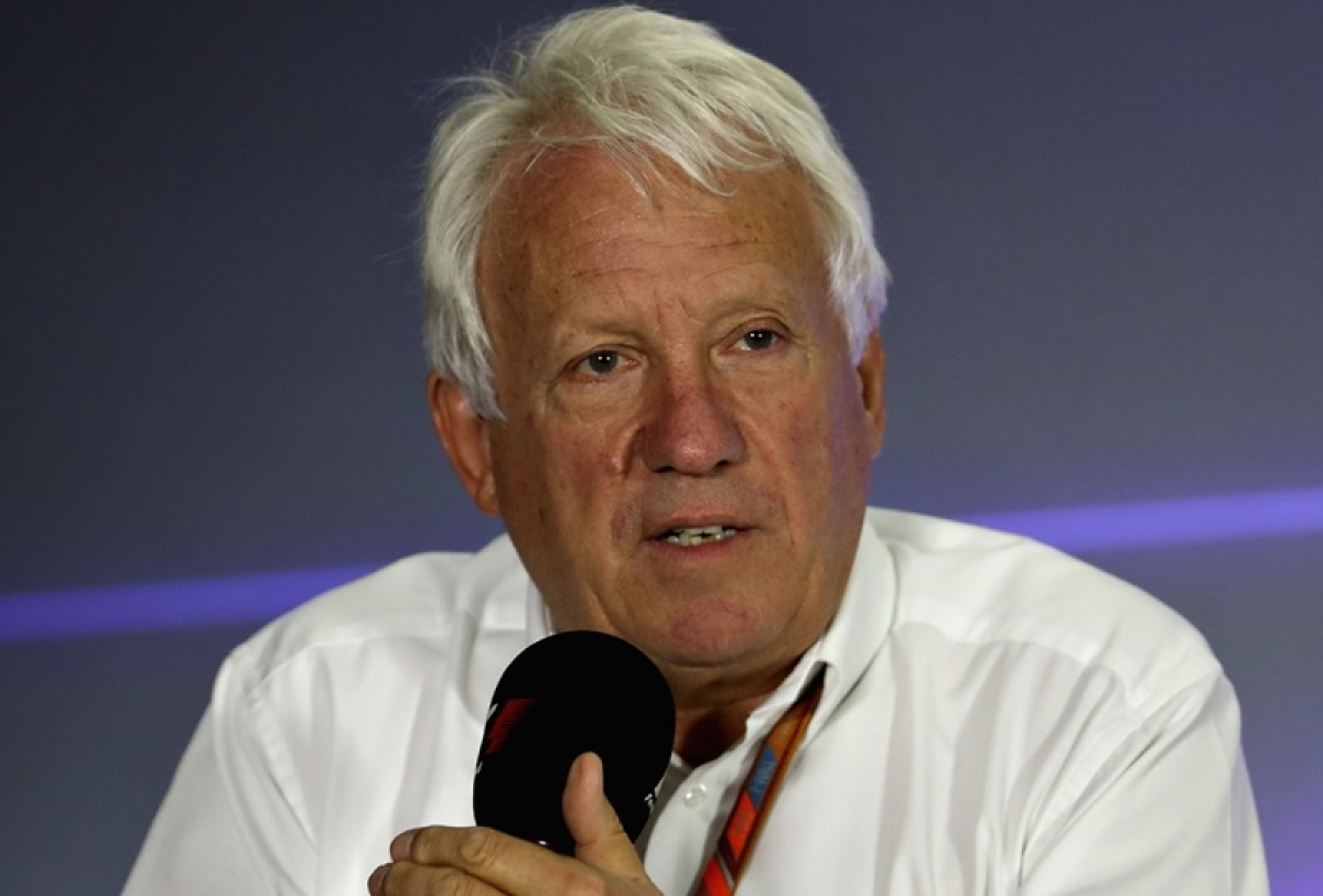 Formula 1 race director Charlie Whiting dies suddenly on eve of Australian Grand Prix