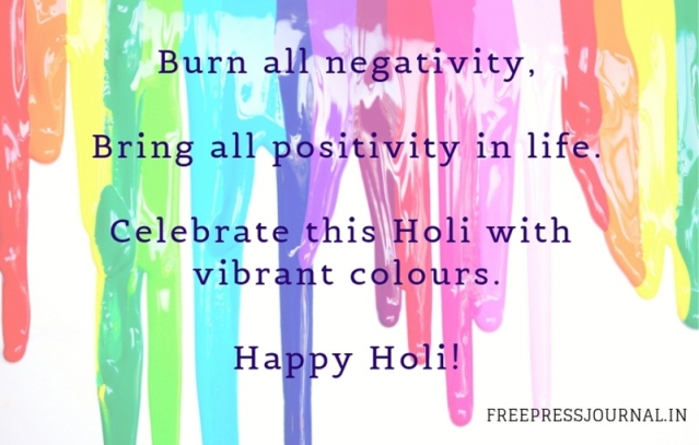Holi 2019: Wishes, messages, images to share on WhatsApp, Facebook, Instagram and SMS