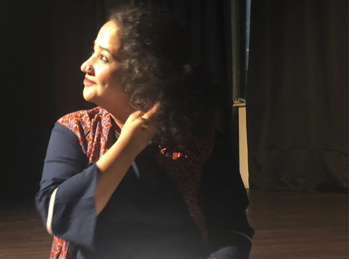 Theatre artist Rasika Agashe reveals why women don't sustain in this exceptional art form