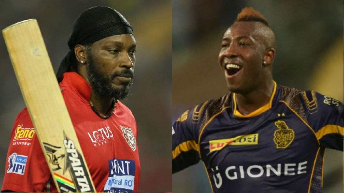 IPL 2019: Battle of calypso kings!