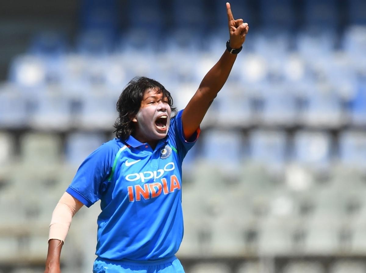 Jhulan Goswami rises to No 1 spot, Smriti Mandhana maintains top position in ODI rankings