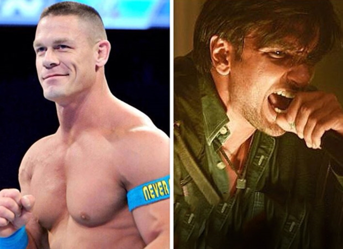 Whoa! John Cena bowled over Ranveer Singh starrer 'Gully Boy'