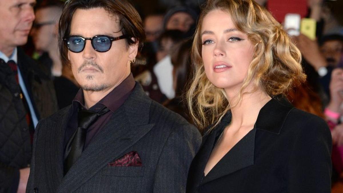 Johnny Depp slaps $50mn defamation suit against Amber Heard