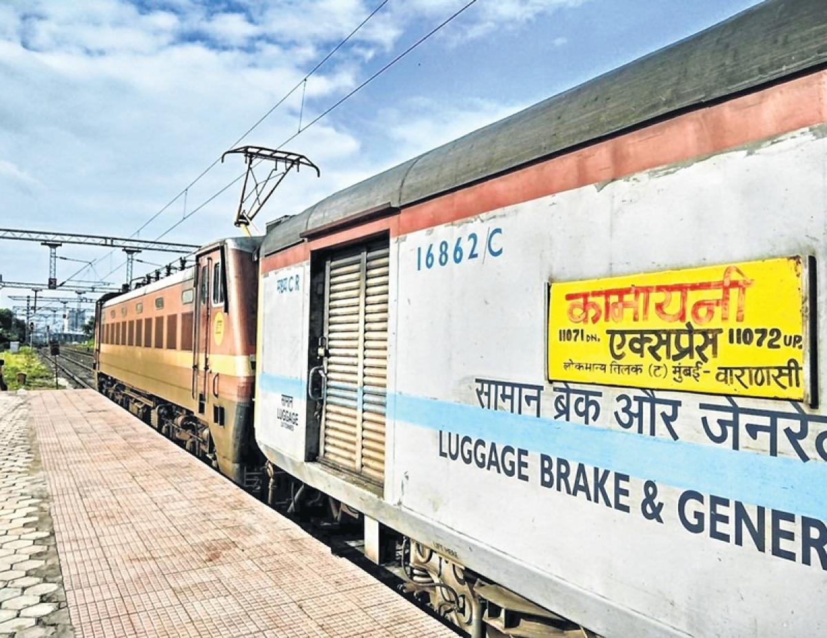 Bomb scare in Kamayani Express