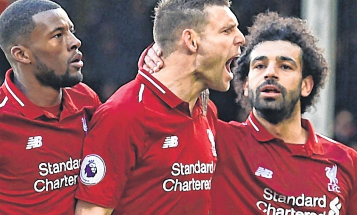 Champions League: Liverpool defeats FC Porto in quarter-final