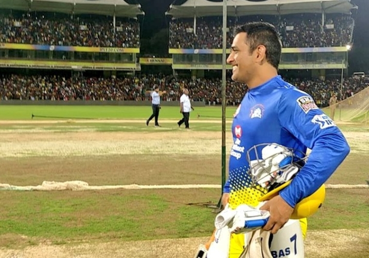 MSD Show! Fans on their feet as 'Captain Cool' returns to Chepauk in style, watch video