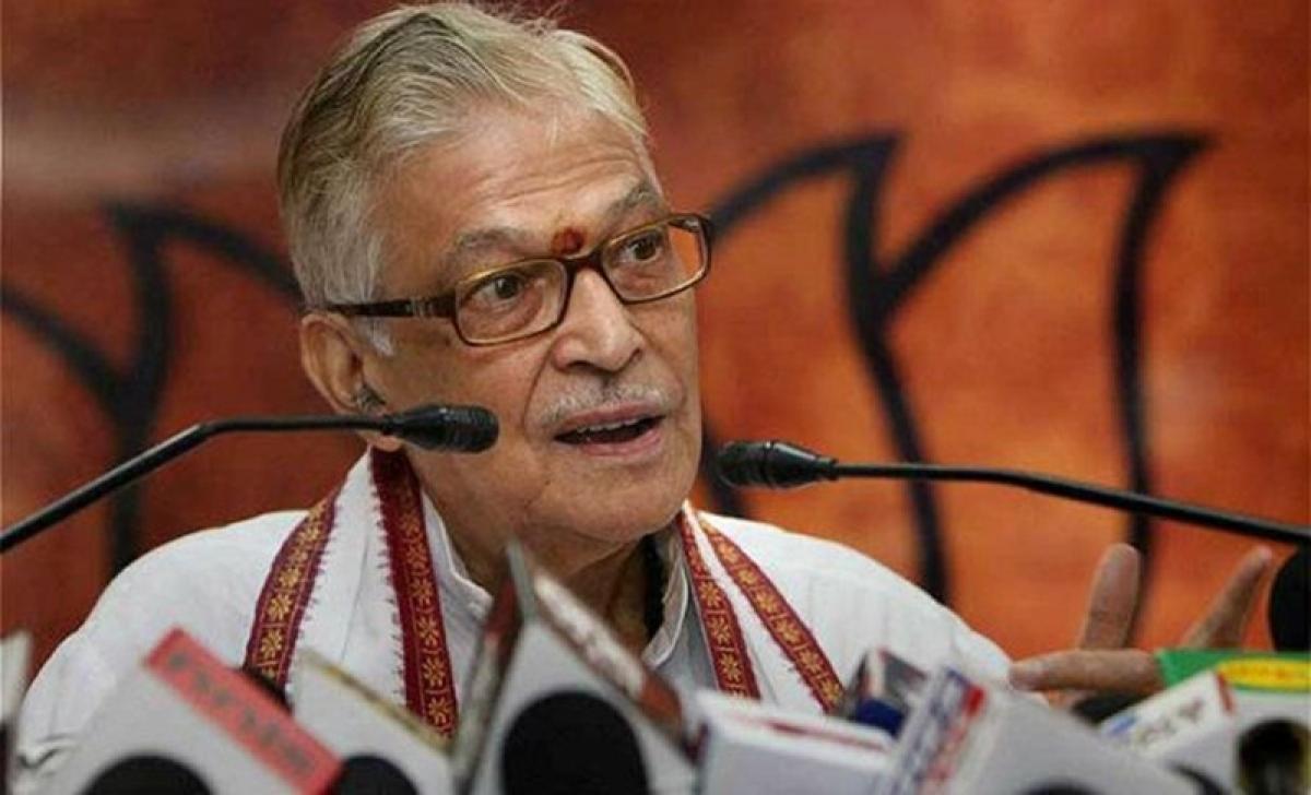 BJP asks Murli Manohar Joshi not to contest Lok Sabha elections