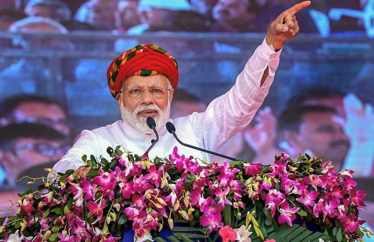 EC examining PM Narendra Modi's 'dedicate vote to Balakot air strike heroes' remark made in Latur