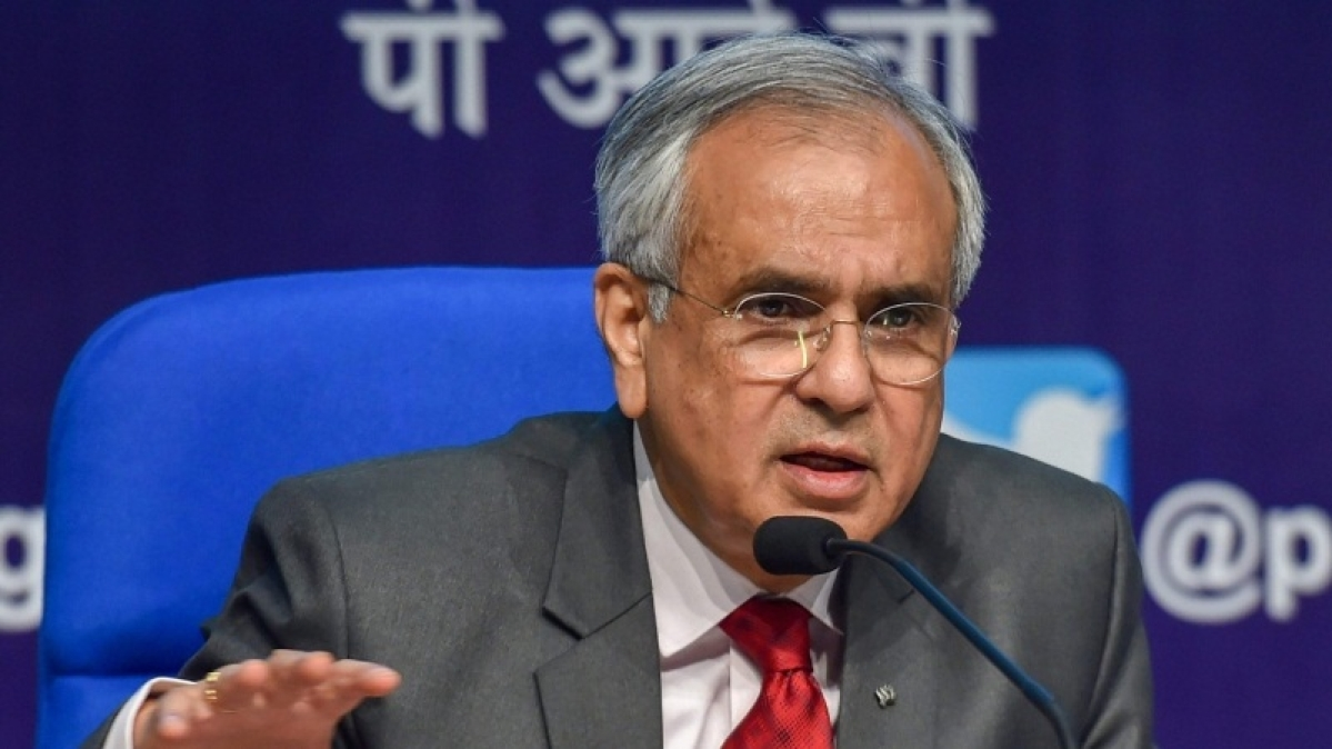 NITI Aayog VC Rajiv Kumar's remarks against Congress' 'NYAY' violated poll code: EC
