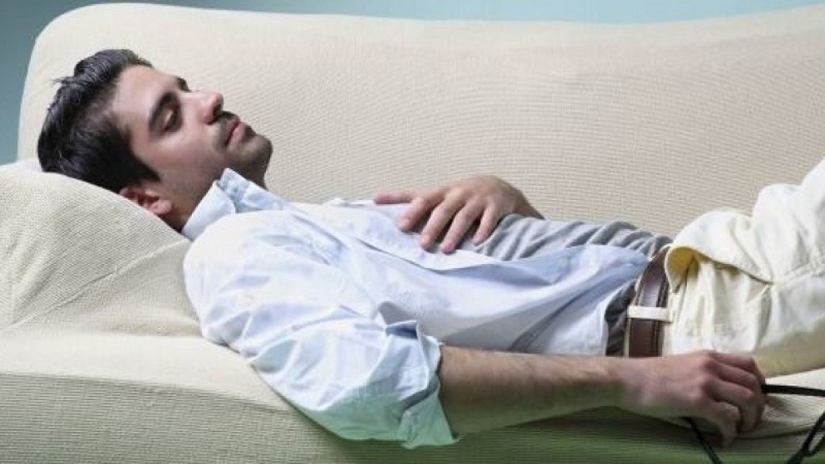 Mid-day nap can lower high BP