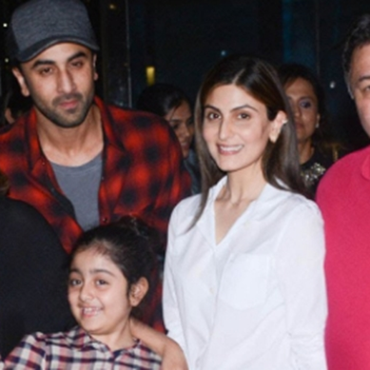 Happiest birthday to'Iron Lady': Riddhima, Ranbir Kapoor host birthday dinner for mom Neetu; see pics