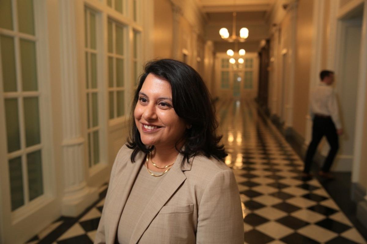 Neomi Rao as federal judgeship