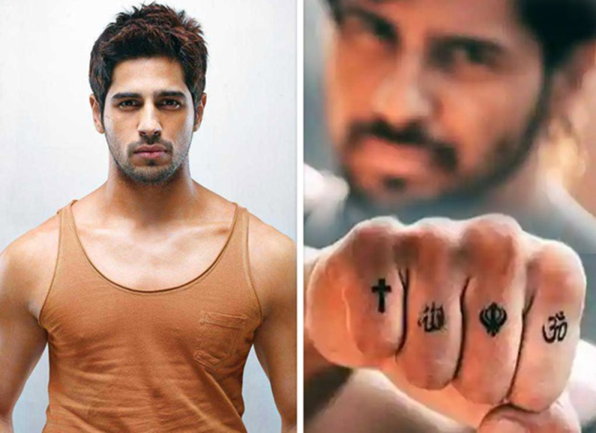 Marjaavaan: Sidharth Malhotra gets injured while shooting for an action sequence